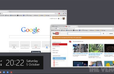 chrome os modern ui windows 8