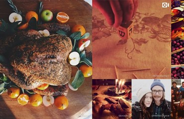 Instagram Thanksgiving