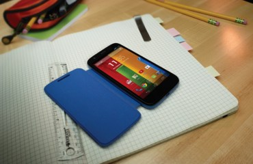 Moto G_Blue_Front_Shell_Package 6