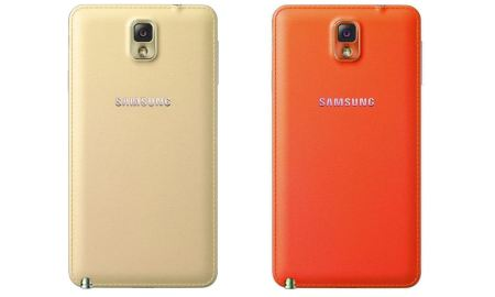 Samsung Galaxy Note 3 Farben Header