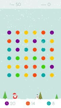 Dots Winter 01
