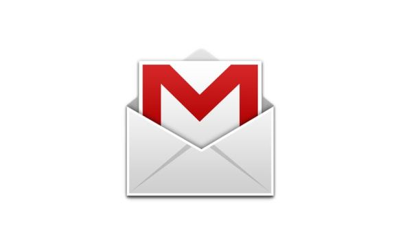 Gmail Icon Logo Header