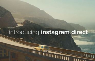 Instagram Direct Header