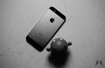 iPhone Android Header