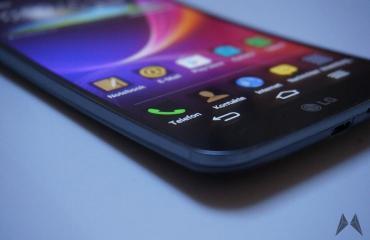 LG G Flex Makro