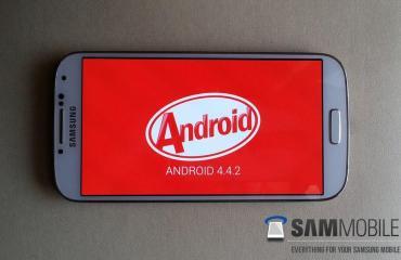 Samsung Galaxy S4 KitKat