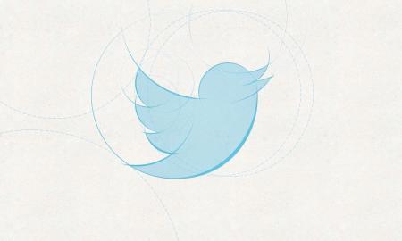 Twitter Logo Icon Header