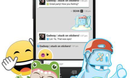 BBM Stickers