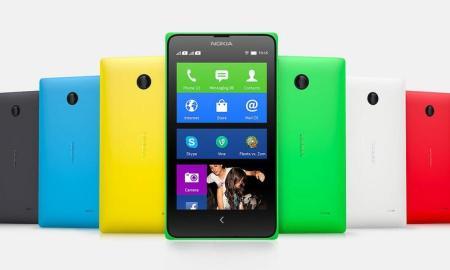 Nokia X Header