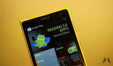 Windows Phone Android Google Play Header