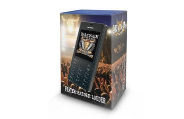 Nokia 515 Wacken Verpackung