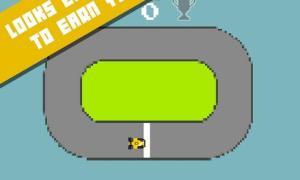 Squiggle Racer 8bit