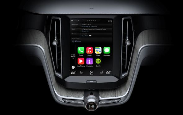 Volvo Apple CarPlay