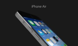 iPhone Air Konzept Header