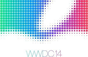 Apple WWDC 2014 Logo Header