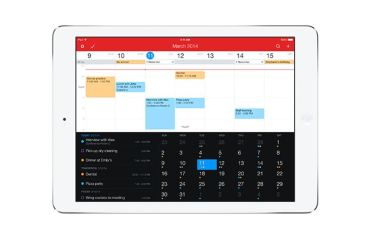 Fantastical 2 iPad Header