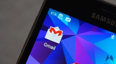 Gmail Android Header