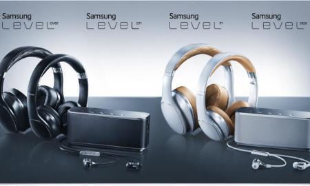 Samsung Level Header