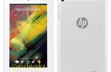 HP Android-Tablet
