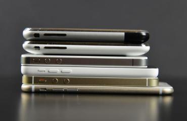 iPhone Mockup Vergleich Header
