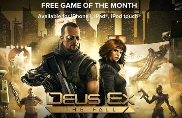 Deus Ex IGN Game of the Month