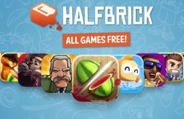 Halfbrick iOS Games