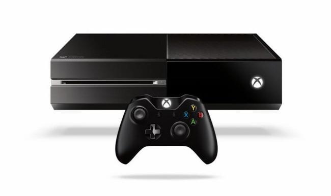 Microsoft Xbox One ohne Kinect Header