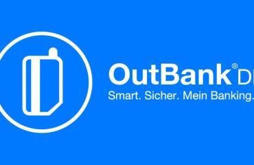 OutBank DE Logo Header