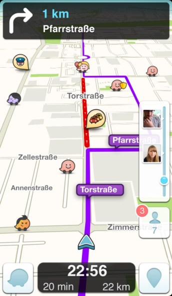 Waze_Screenshot_Neue Version 1