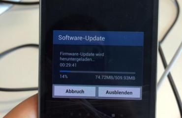 android 4.4.2 kitkat update s4mini 1