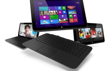 HP Windows Notebook Tablet