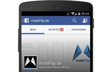 Facebook Header  Mobil