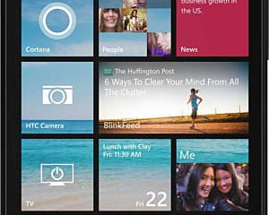 HTC One M8 Windows Phone Verizon