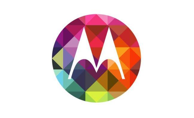 Motorola Logo Header