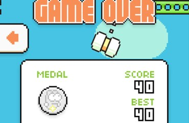 Swing Copters