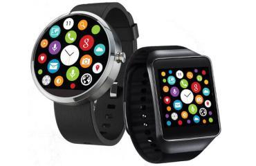 Apple G Watch 360 Prototype