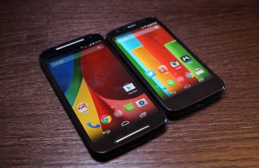 Moto G Generations Front