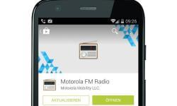 Moto G Radio App FM