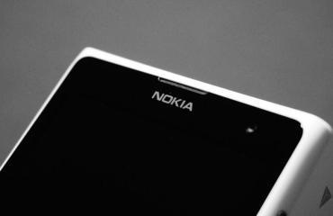 Nokia Windows Phone Logo Header