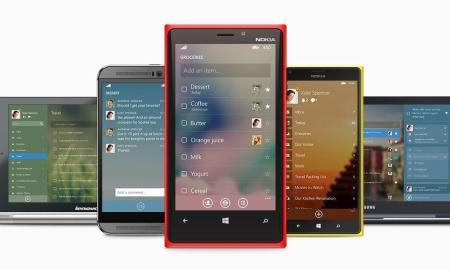 Wunderlist 3 Windows Phone Header