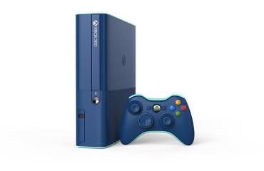 Xbox 360 Blau