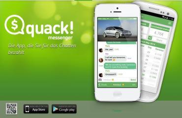 quack header