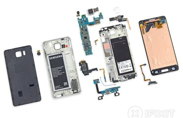 Galaxy Alpha Teardown