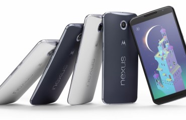 Google Nexus 6 Header