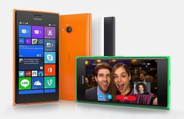 Nokia Lumia 730 Header
