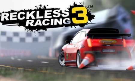 reckless racing 3 header