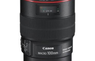 Canon EF 100mm 2,8 L IS USM Macro Objektiv