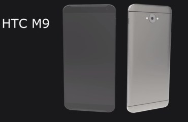 HTC One M9 Konzept
