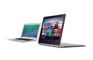 Lenovo Yoga Macbook Air Header