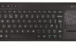 Logitech K400 Wireless Touch Tastatur